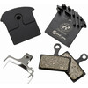 Reverse AirCon Brakepad System for XTR 2012-16 4pc schwarz